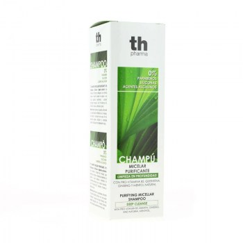 champu micelar purificante th pharma 400ml